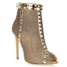 hot sale new design summer sandals booties