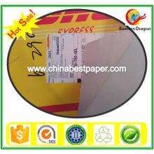 Papel frente e verso branco 450GSM para o mercado de Tailândia