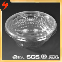 Hot Sale PET 460ml plastic Food Bowl