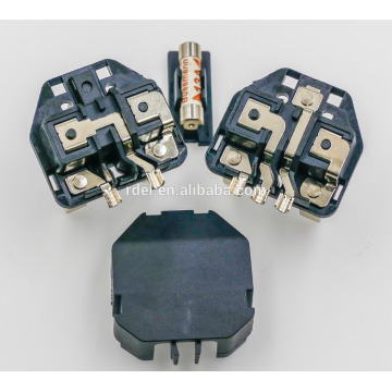 UK plug inserts 13A 3A BS approval