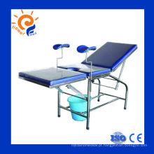 Novo Design durável Metal Obstetric Bed