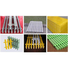 Fiberglass Pultruded Profiles with High-Quality