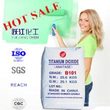 Plastic Use Anatase Titanium Dioxide with Good Price