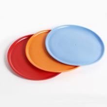 En gros Formation Personnalisée Pet Chien Jouets Soft Silicone Frisbee