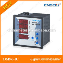 DM96-IU digital combination meters RS485