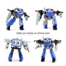 Intelllegent Cute Robot Transfomer Model ICTI Audited Plastic Toys