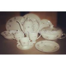 Ovalada redonda fruta cereal ensalada de pasta tazón de porcelana taza taza europea