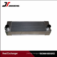 Plate-fin Excavator Oil Cooler For Sumitomo SH06A3