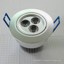 3W LED plafonnier / Downlight
