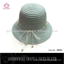Koreanischer Art- und Weisepapier-Bowler-Hut GW062