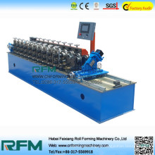 FX Aluminiumkanalgrößen | Stahlbolzengrößen Rollenformer | Umformmaschine