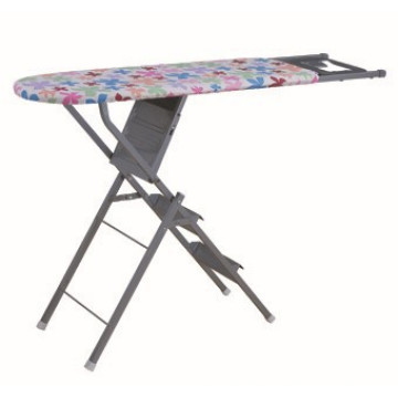 European Iron Board With Step Ladder