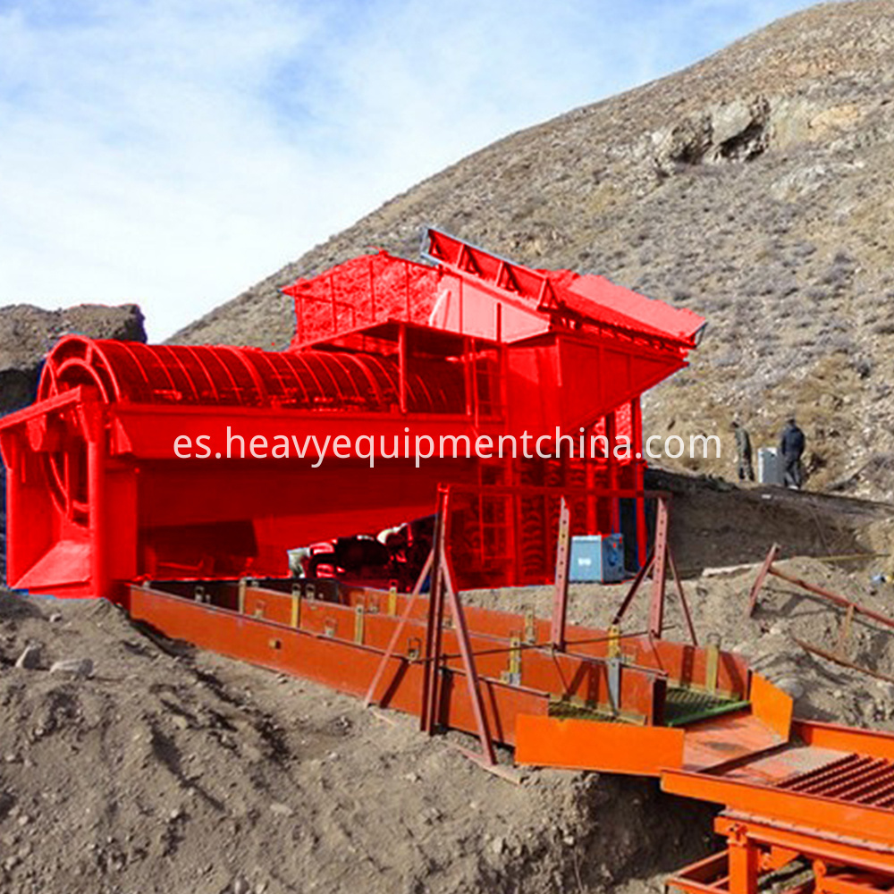 Industrial Sieving Machine