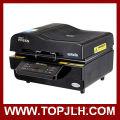 Qualidade superior multifuncional 3D Sublimation calor vácuo máquina de imprensa