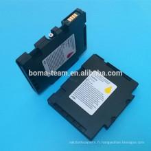 Compatible pour Ricoh IPSiO SG 3100/2100 / 2010L / 7100 cartouche d'encre pour Ricoh GC 41