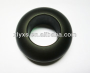 OEM Silicone Parts Manufacturer / Rubber Handle For Fitness Equipment