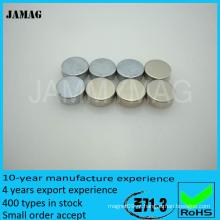 JMD34H10 Ímã de disco de neodímio 34