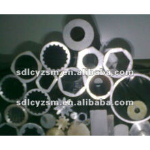 hex steel tube