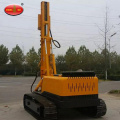 Hidraulik Spiral Screw Pile Driving Machine