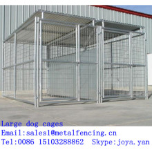 Wholesale pet security cages portable dog cages metal panel dog playpens large dog cages