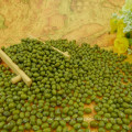 Frijoles verdes de Mung para brotar, tamaño pequeño, 2.6mm-3.5mm, con alta calidad