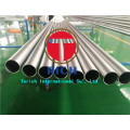Titanium Tube Titanium Seamless Tube ASTM B338 Gr2 Titanium Tube for Heat Exchanger