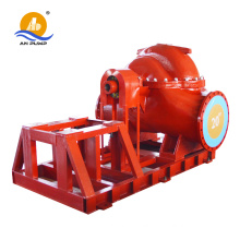split-case fire fighting pump