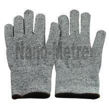 NMSAFETY HPPE guantes resistentes a cortes y perforaciones
