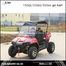 Racing Go Kart Body Двухместное сиденье для взрослых
