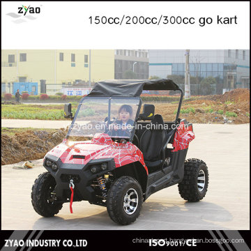 Racing Go Kart Bodies Double Seats for Adult