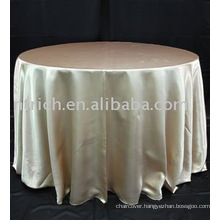 Gorgeous Wedding Satin Table Cloth