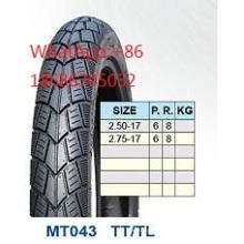 Moto pneu 2,75 de 2,50-17-17