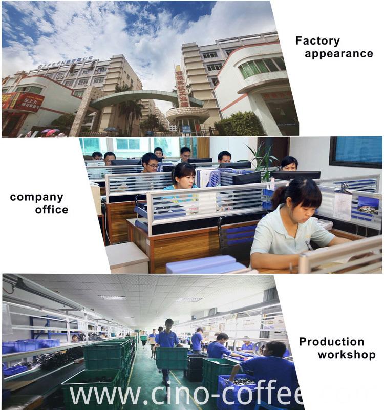 Cino coffee machine introduce