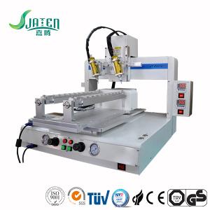 spraying irregular graphics visual dispensing machine