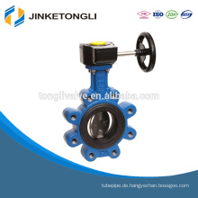 Lug Stainless Steel Wafer Type Butterfly Valve JKTL004L