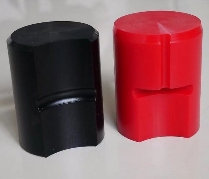 Custom Colored Pu Auto Brake Coupling Buffer Pad