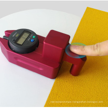 High quality hot sale road paint marking thickness measure instrument equipment
