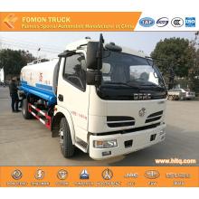 DONGFENG 4X2 Furuika 4-5m3 xe tải chở nước chất lượng tốt