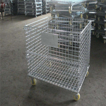 stainless steel wire mesh container