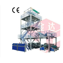 2/3/5 Layers Co-Extruder Film Blowing Machine