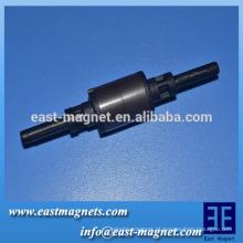 Ímã de ferrite pólos múltiplos para motor de cortina / ímã multipolar para conversor de freqüência rotor de ar condicionado