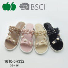 Design de moda Summer Soft Women Pcu Slipper