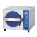 Stérilisateur de vapeur de table d'hôpital de 20L / 24L