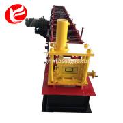 Stock rollformer c purlin roll making machine