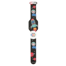 Best Gift Lovely Cartoon Electrical Digital Watches Childrens Silicone Watch