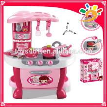 Neues Mädchen Spielzeug Induktion Kochgeschirr Weihnachtsgeschenk Set Küchentisch