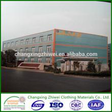 China Hersteller mit Fabrik produzieren hign Qualität Nonwoven Interliningto Türkei, Bangladesch, Pakistan
