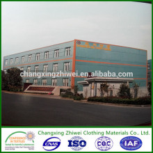 china manufacturer with factory produce hign quality nonwoven interliningto turkey,bangladesh,pakistan