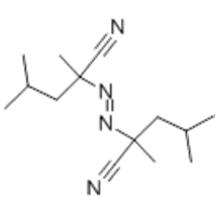 2,2'-Azobis(2,4-dimethyl)valeronitrile CAS 4419-11-8