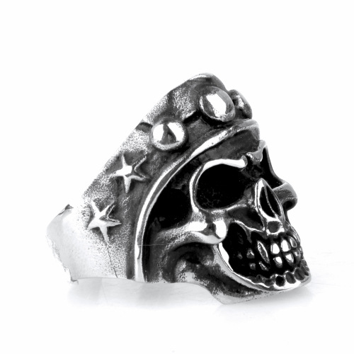 2019 new Rock Punk Titanium steel Rings